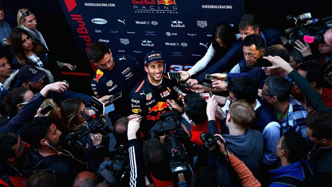 Daniel Ricciardo: Red Bull Not There Yet