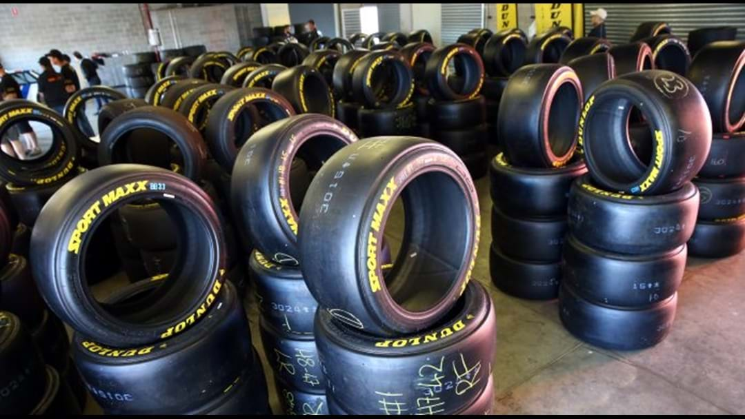 Why Tyres Could Decide The Next Supercars Champion