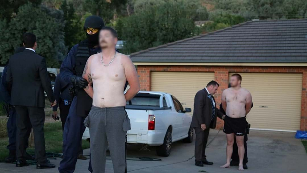 Wagga Drug Syndicate Dismantled