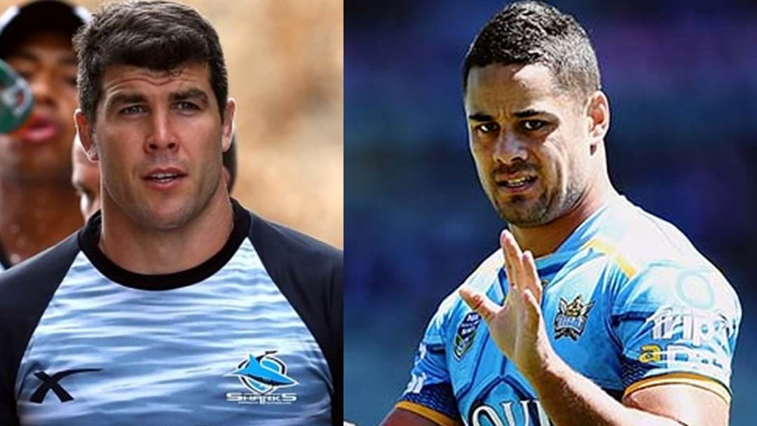 Michael Ennis Savages Jarryd Hayne On Triple M
