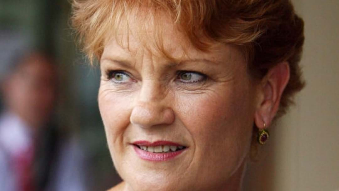 Pauline Hanson Apologises For Vaccine Comments