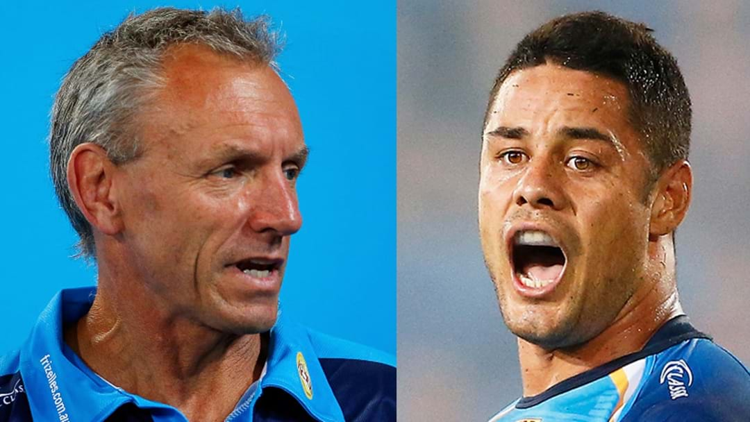 Explosive Claims Regarding Jarryd Hayne And Neil Henry