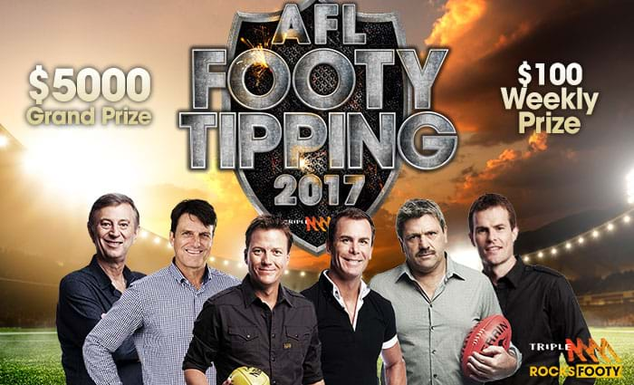 AFL Footy Tipping 2017