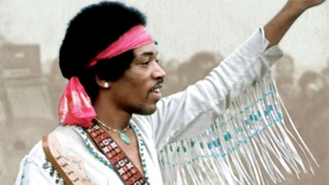 WATCH: Incredible Film About Jimi Hendrix