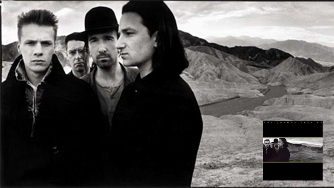 10 Facts About U2's The Joshua Tree