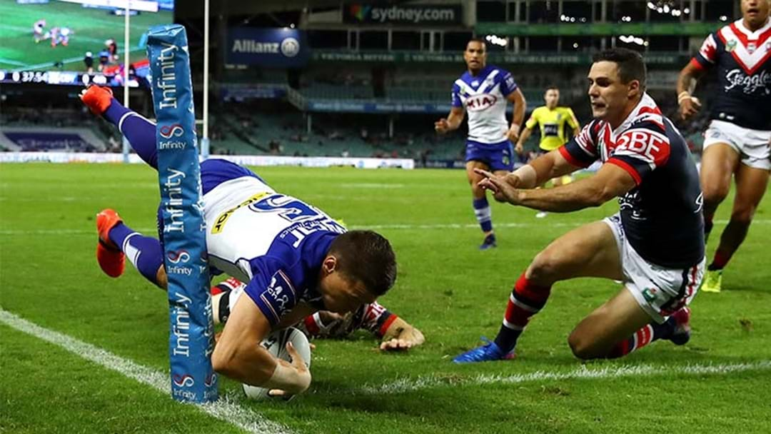There Have Been Some Early Injuries To Both Roosters and Bulldogs Players
