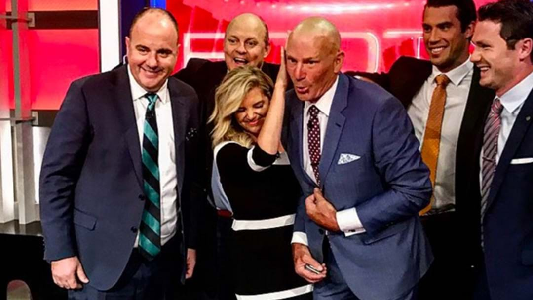 The Footy Show Ratings Were Not Great Last Night
