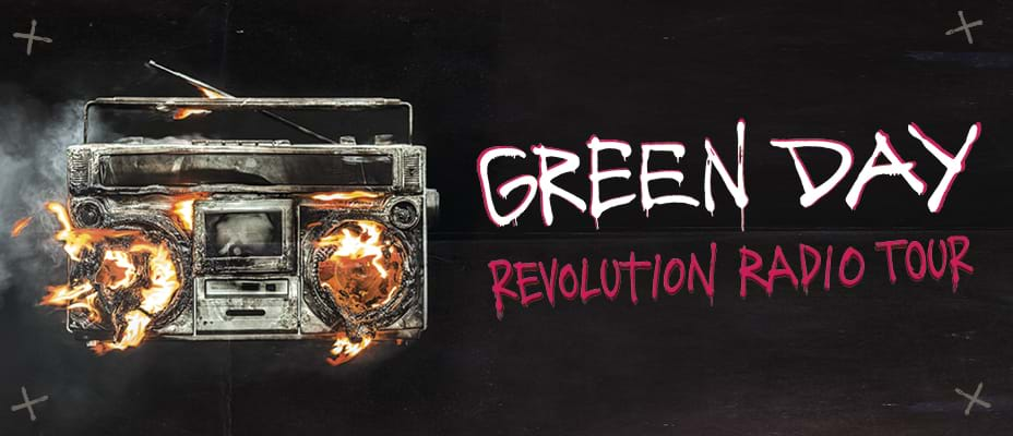 Green Day VIP Tickets Up For Grabs For Club Members!