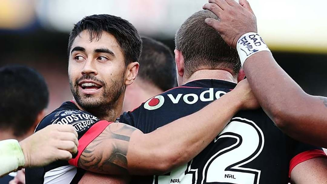 Shaun Johnson Just Etched Himself Into The Record Books