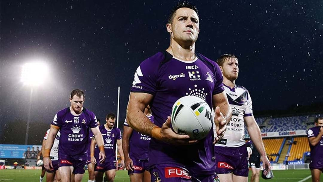 Kenty: Cronk Won't Retire