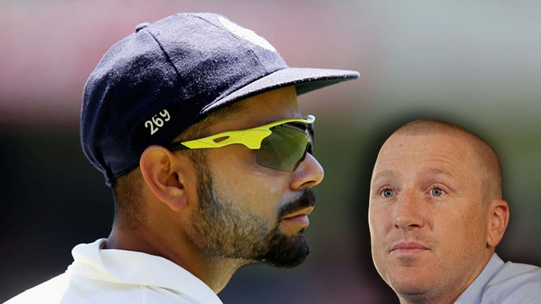 Brad Haddin Has Slammed Virat Kohli's Steve Smith Comments