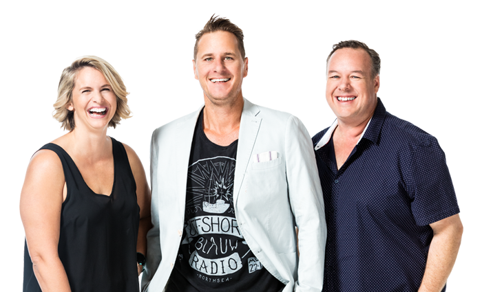 The Luke Bradnam Show with Libby Trickett & Dobbo