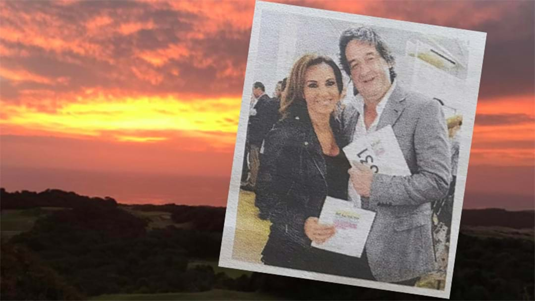 Mick Molloy Instagrams A Sunset Following Herald Sun Bombshell