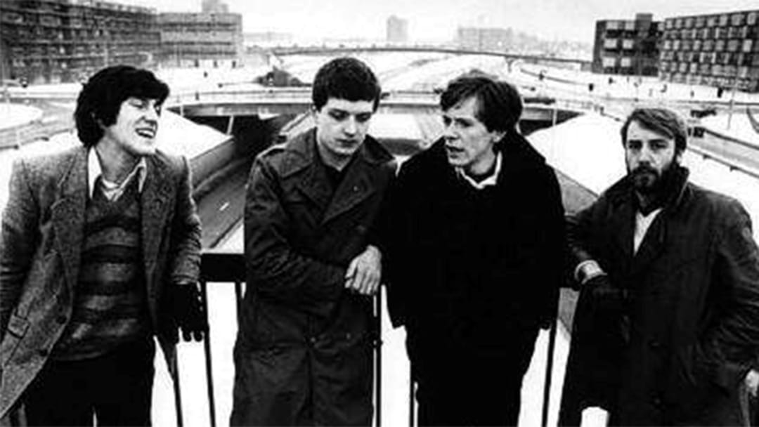 EXCLUSIVE ANNOUNCEMENT: Experience Joy Division Live