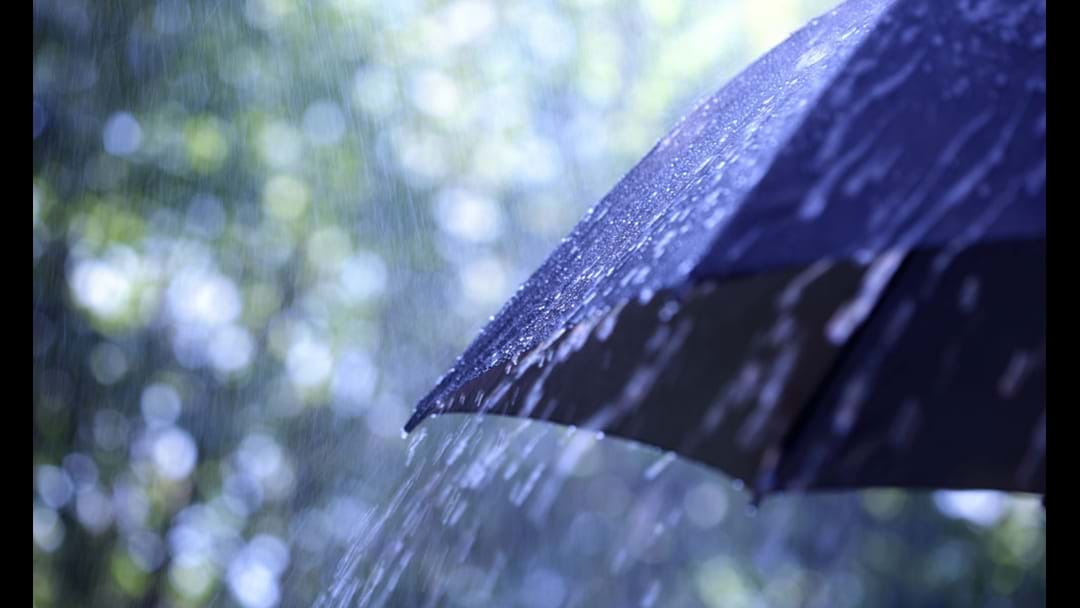 Melbourne To Get A Month's Worth Of Rain This Weekend