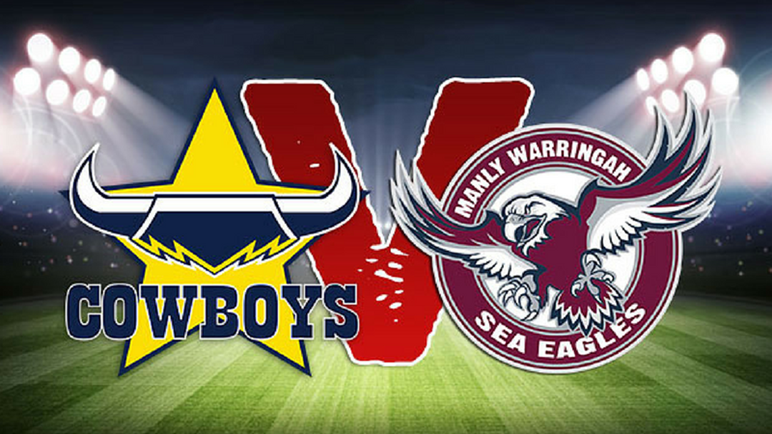 Cowboys V Sea Eagles - TEAM LISTS