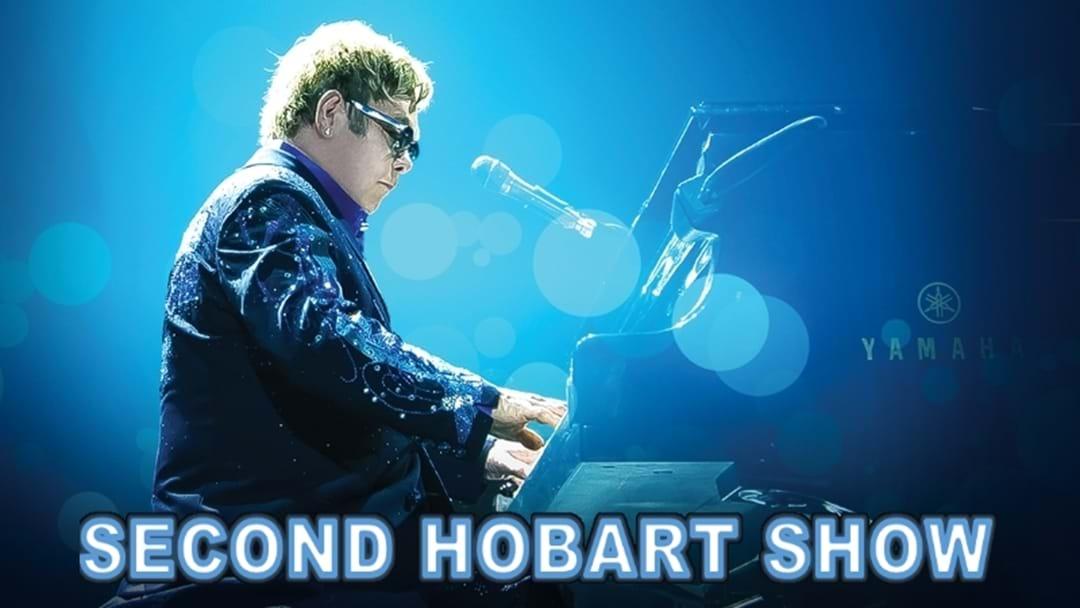 Second Tassie Elton John concert