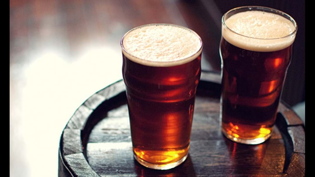 New Report Shows Beer Could TRIPLE In Price Due To Climate Change