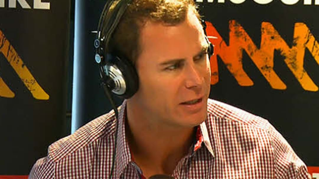 Wayne Carey Declares Plans For A 'Massive, Massive Bomb' On The Saturday Rub