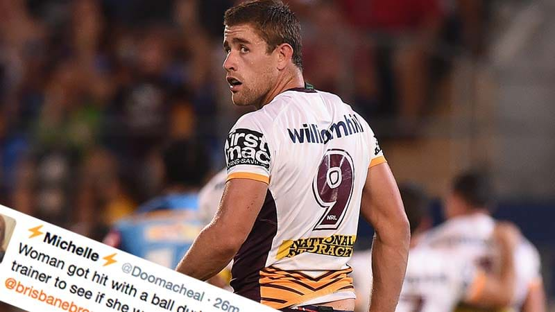 Article heading image for This Yarn From The Stadium Proves McCullough Is A Top Bloke