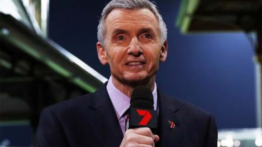 Bruce McAvaney Has Cancer