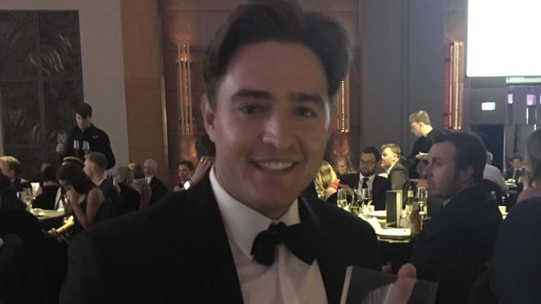 Triple M's Seb Costello Wins Major Journalism Award For Hot Breakfast Segment