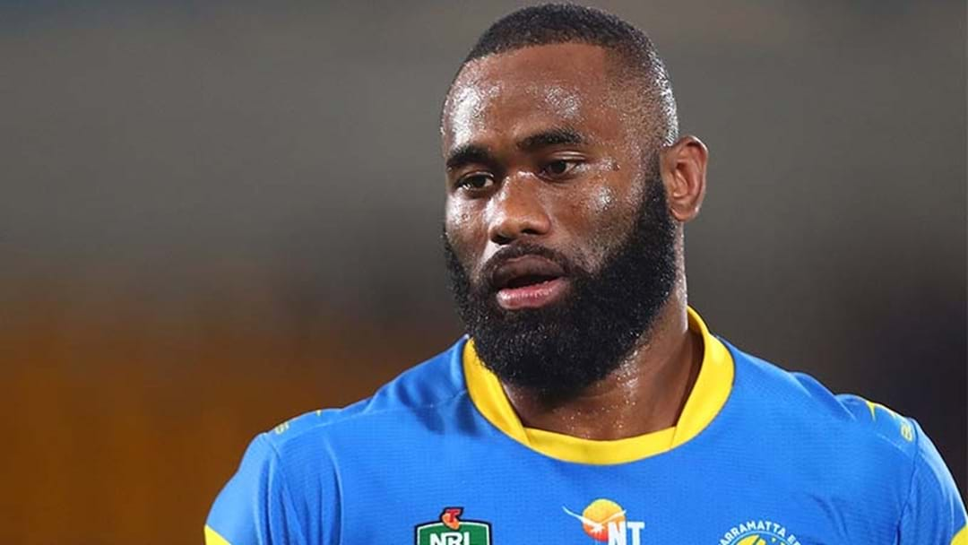 Fiji Coach Refuses To Consider Radradra For May Test