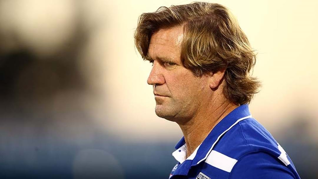 The Reason The Bulldogs Want To Keep Des Hasler