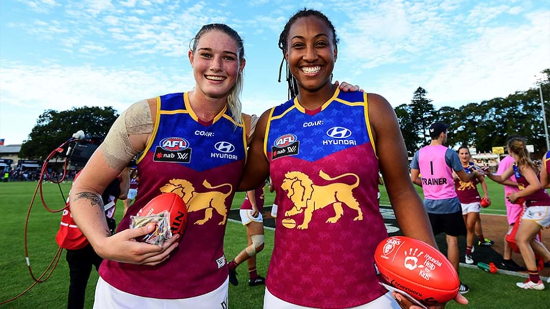 The AFLW Grand Final Teams Are Set