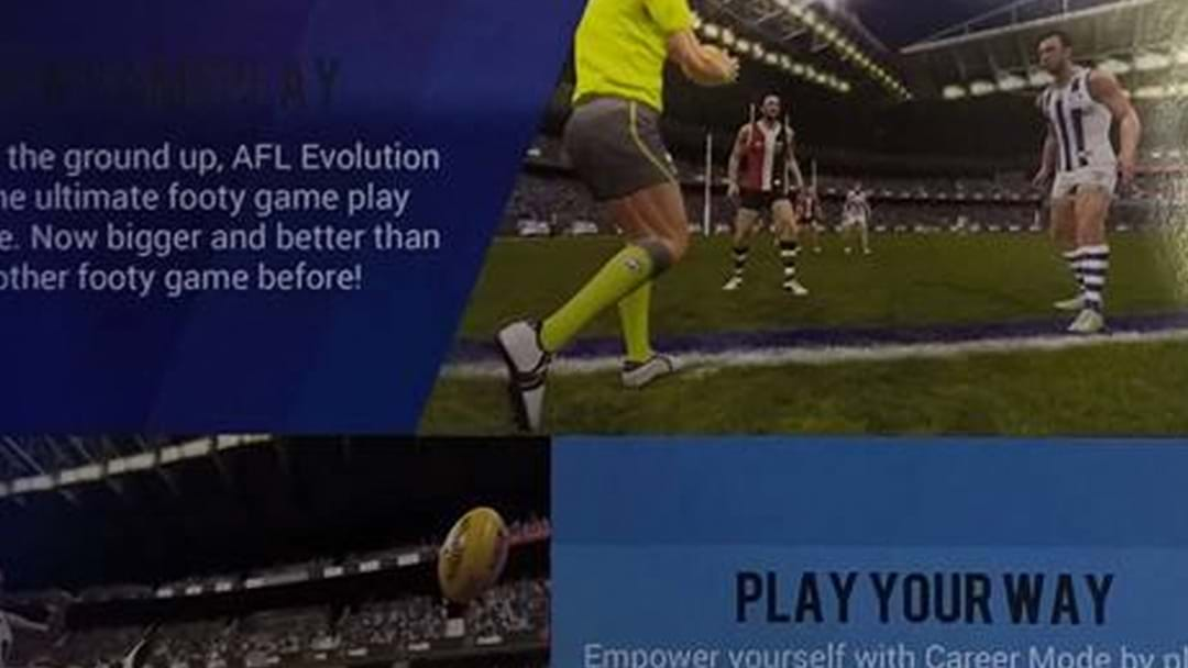 Potential New Info About AFL Evolution Released