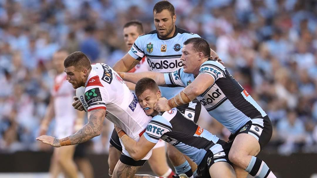 Dragons Deny Dugan Suffered Concussion