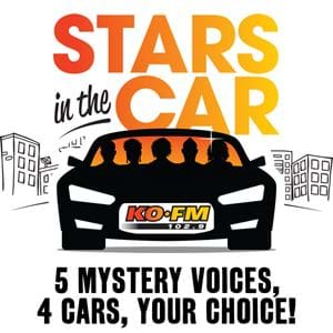 KOFM's Stars In The Car