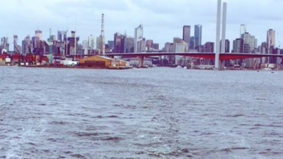 Half Of Melbourne Woken Up By Mystery Ship Horn