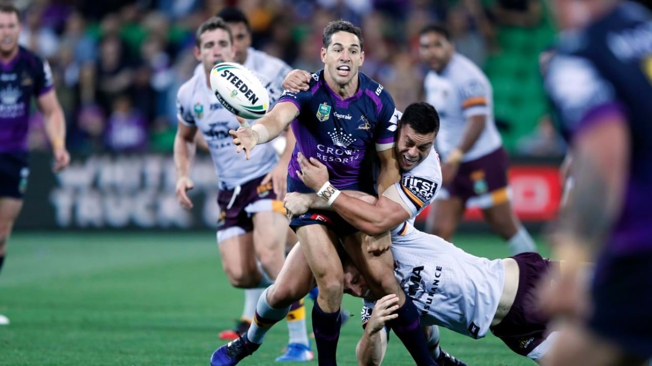 Refs Should Sin-Bin For Second Holding Down Offence- Tallis
