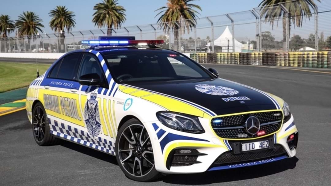 Victoria Police Have The Coolest New Car
