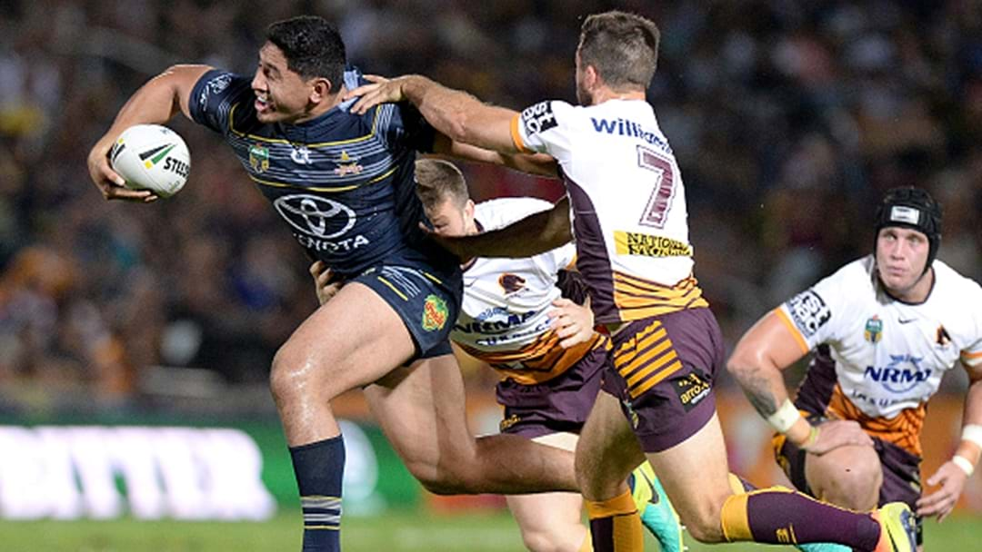 Taumalolo Signs LONGEST CONTRACT In NRL History
