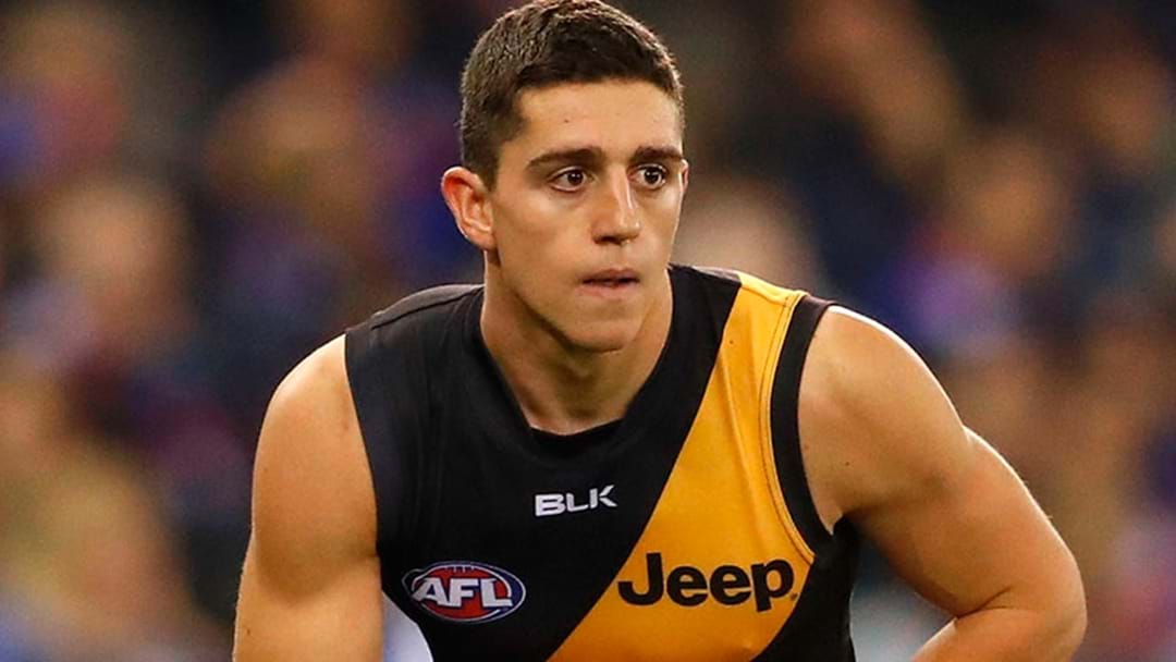 Castagna Upgraded To Tigers' Senior List