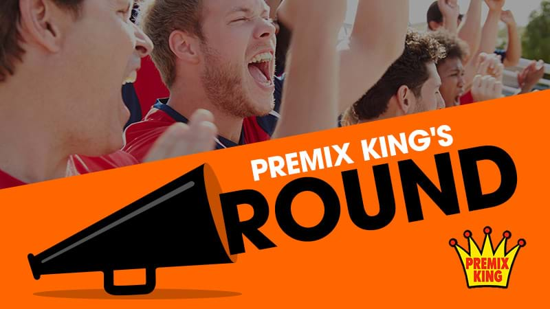 Let the Premix King shout your next footy round