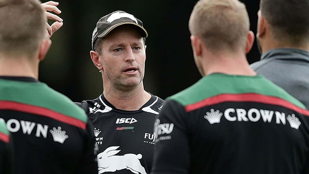 BREAKING Team News Out Of Rabbitohs Sheds