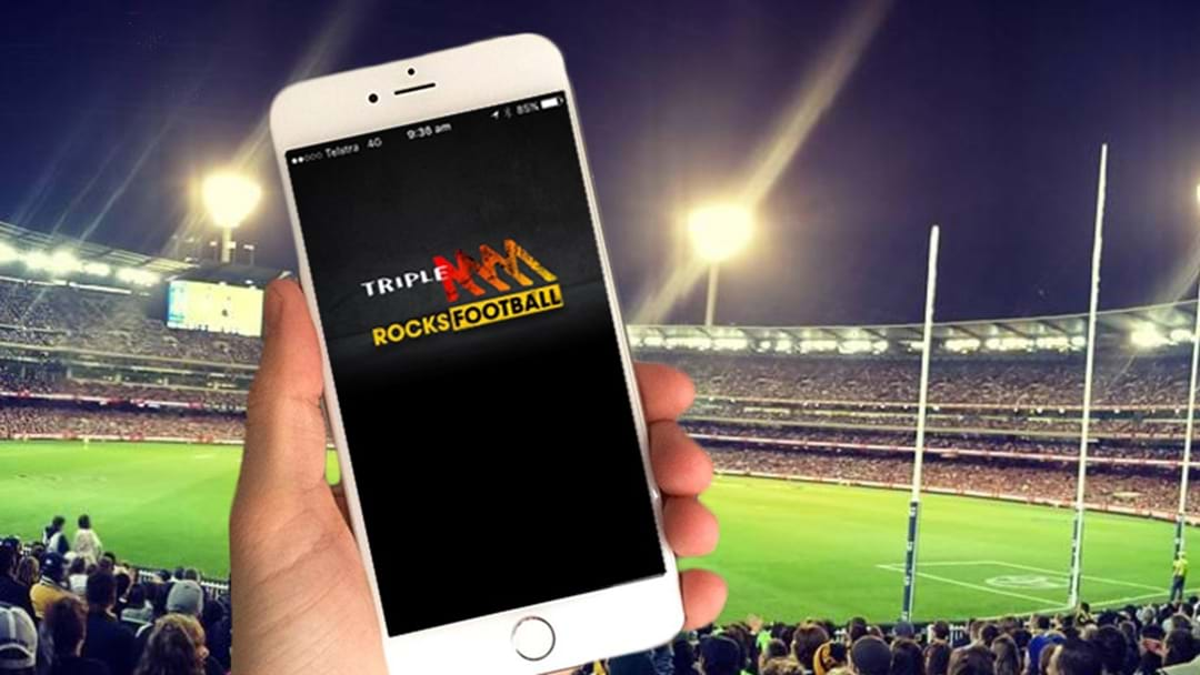 Triple M Footy On Your Mobile