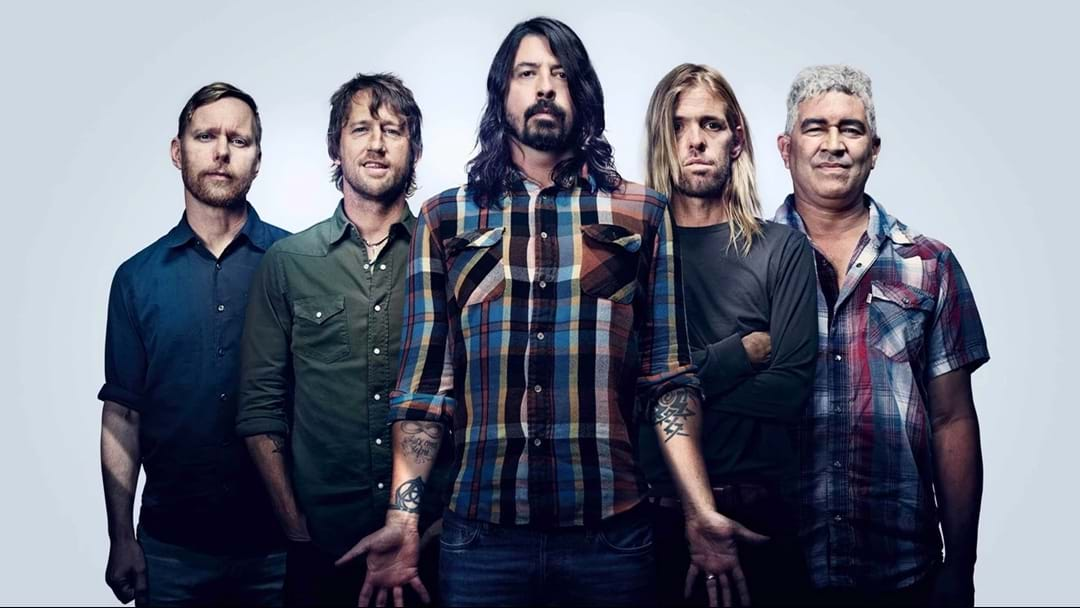 10 Things You Didn't Know About Foo Fighters