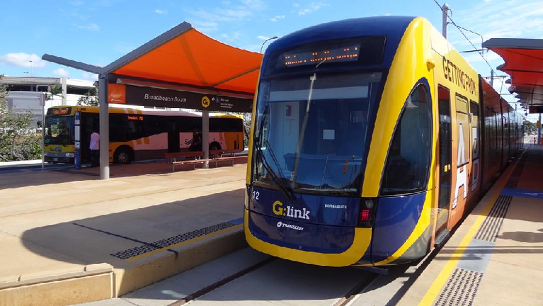 Crime soars at Gold Coast tram stations