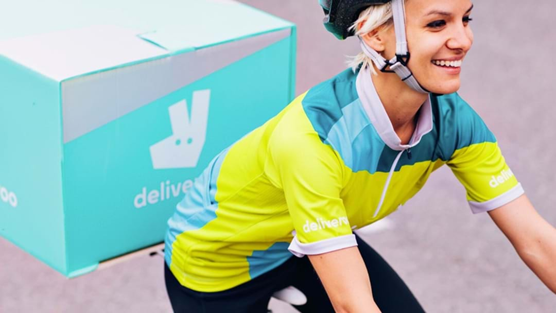 Deliveroo is Delivering For Free Across Perth ALL Weekend
