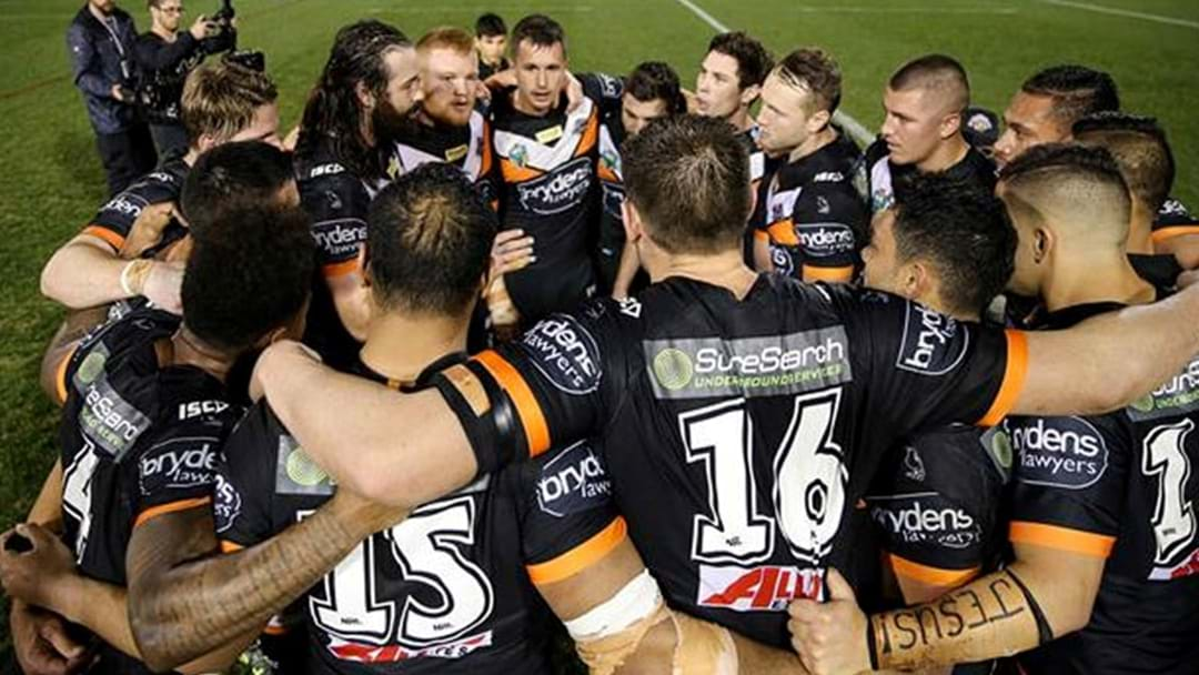 The Wests Tigers Have Just Confirmed The Signing Of A Potential NRL Superstar