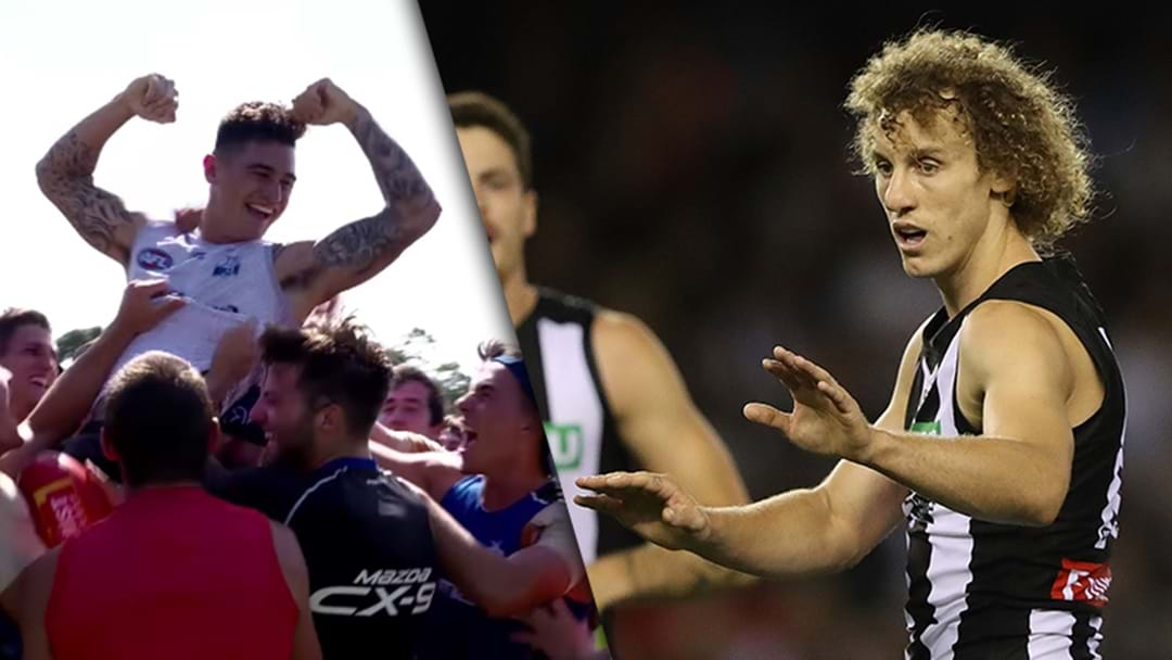 The Round 1 Team Lists Paint An Ugly Picture For Collingwood's Trade Period