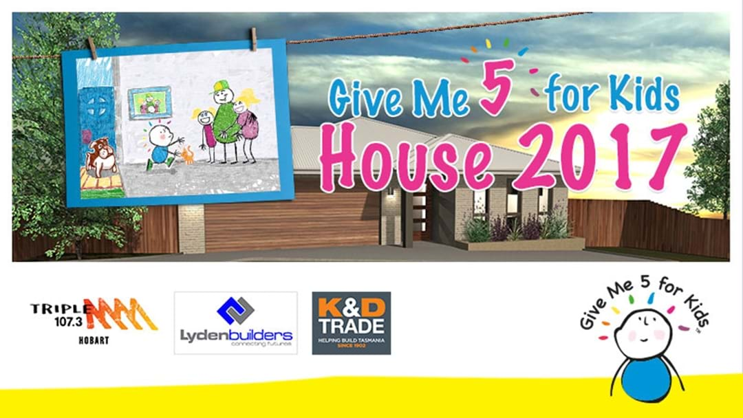 2017 Give Me 5 For Kids House