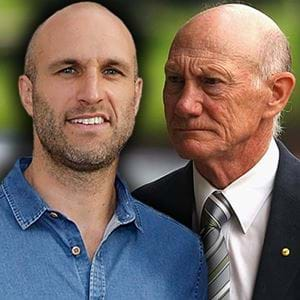 Chris Judd's Massive Kevin Bartlett Whack