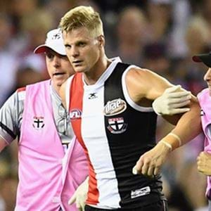 Nick Riewoldt's Scans Are In