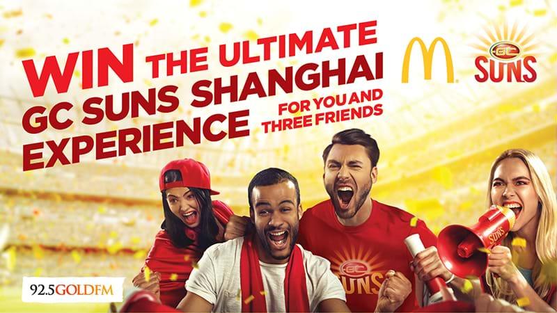 WIN A TRIP TO SHANGHAI