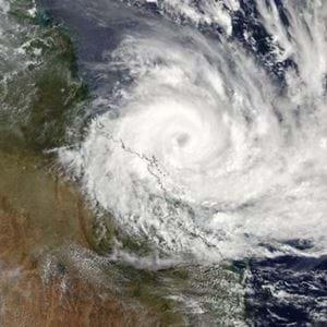 Cyclone Debbie Bears Down On North Qld